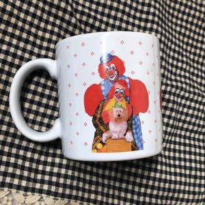 3/$20 Vintage Clown Coffee Cup